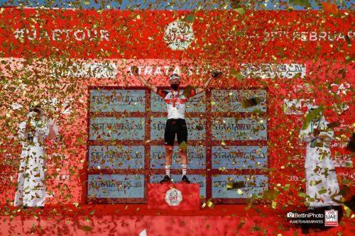 Clasificación etapa 3 UAE Tour 2021