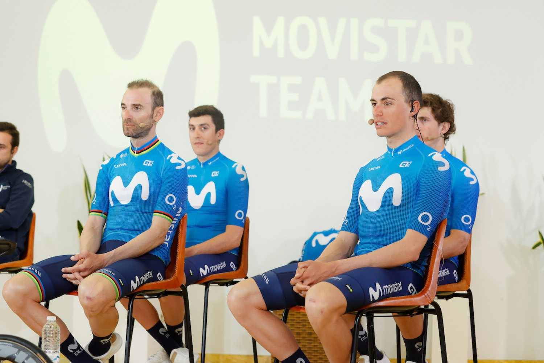 Alejandro Valverde, Marc Soler y Enric Mas estarán en la Volta a Cataluña