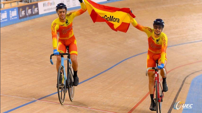 Torres y Mora se encuentran en Valencia realizando test de material y aerodinámicos