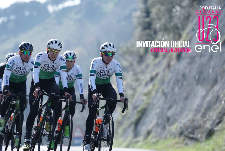 El Filial del Caja Rural-Seguros RGA estará en el Giro de Italia sub 23.