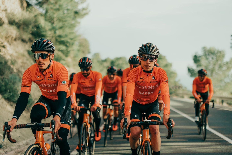 El Euskaltel Euskadi, con doble cita en Italia