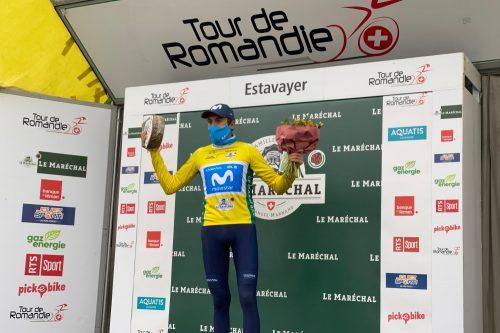Clasificación etapa 4 Tour de Romandía 2021
