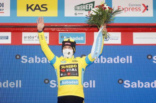 Clasificación etapa 2 Vuelta al País Vasco 2021
