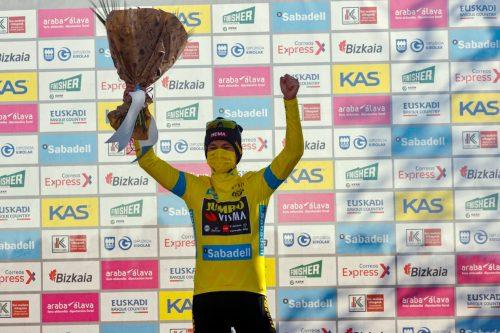 Clasificación etapa 3 Vuelta al País Vasco 2021
