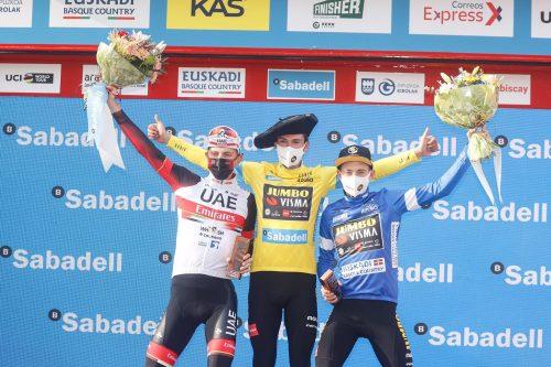 Clasificación etapa 6 Vuelta al País Vasco 2021