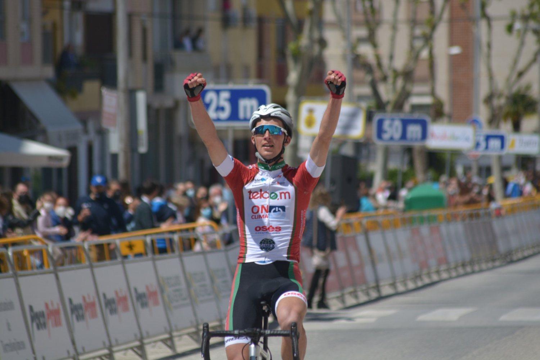 Timo De Jong ganó la Clásica de Torredonjimeno 2021