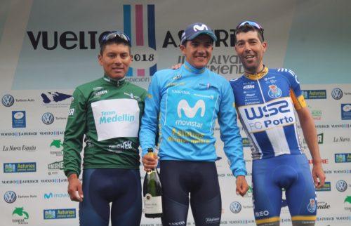 Vuelta a Asturias 2021