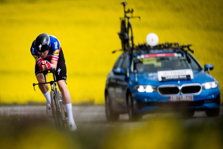 Rémi Cavagna ganó la última etapa del Tour de Romandía 2021 (Billy Ceusters).