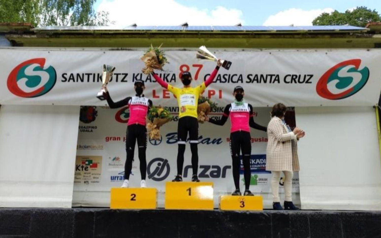 Santikutz Klasika 2021 podio