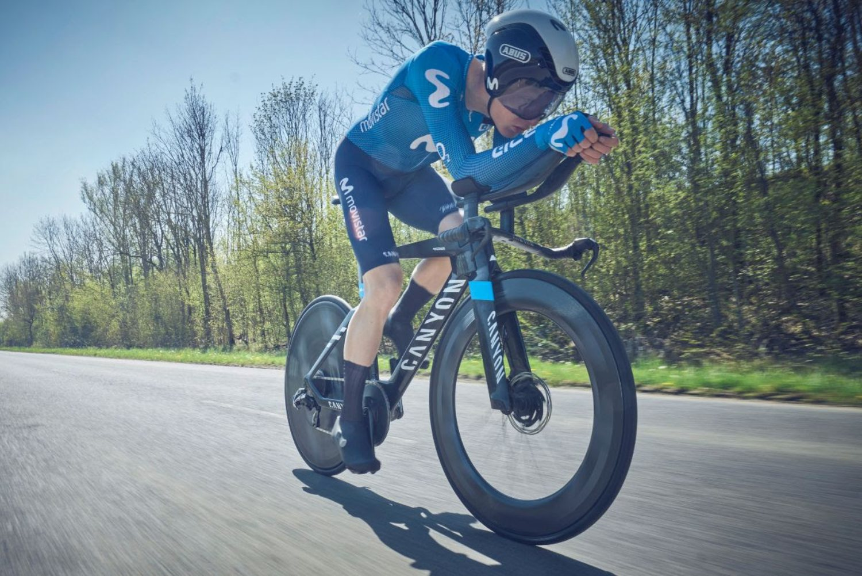 Canyon presenta la nueva Speedmax CFR TT