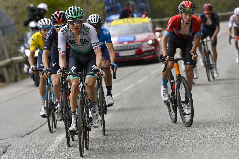 Kelderman y Sagan lideran el BORA hansgrohe en el Tour de Francia 2021