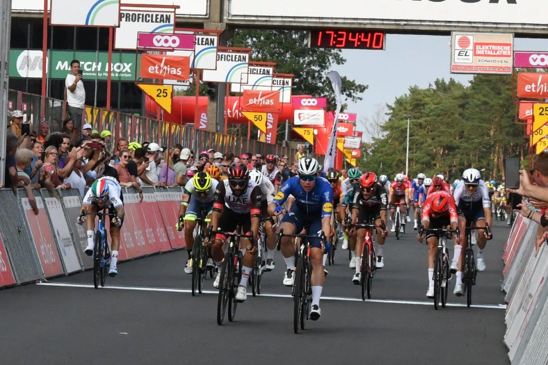 Fabio Jakobsen vuelve a ganar en el Tour de Valonia