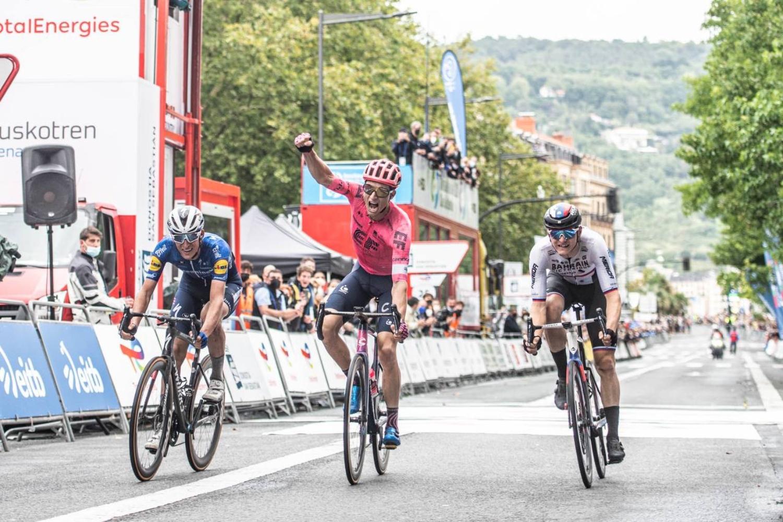 Neilson Powless ganó la Clásica de San Sebastián 2021 (Charly Lopez).