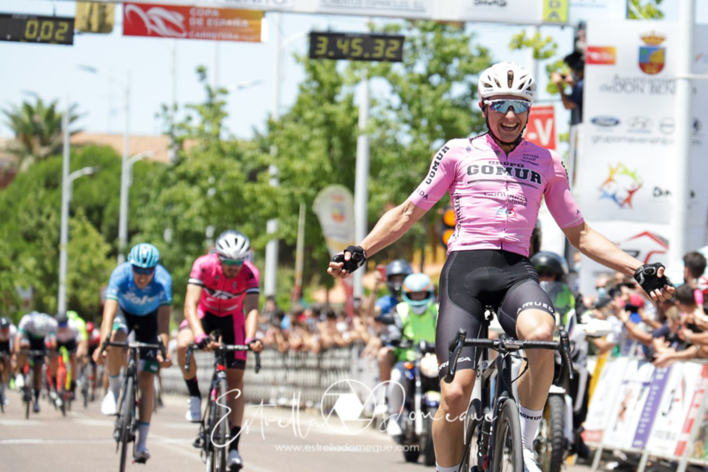 Rodrigo Álvarez ganó el Circuito Guadina 2021 (Estrella Domeque).