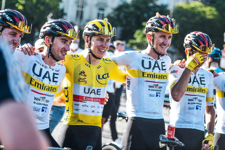 UAE Emirates 2021 Tour de Francia 2021