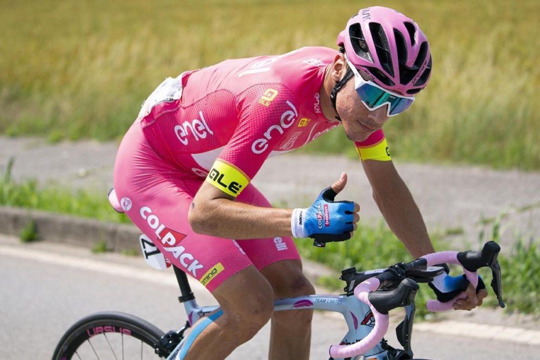 Juan Ayuso lidera a la Selección en el Tour del Porvenir.