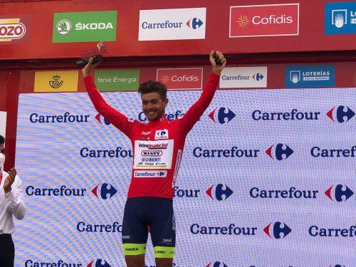 Clasificación etapa 10 Vuelta a España 2021