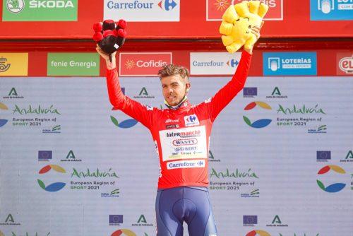 Clasificación etapa 11 Vuelta a España 2021