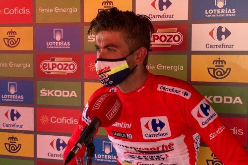 Clasificación etapa 12 Vuelta a España 2021