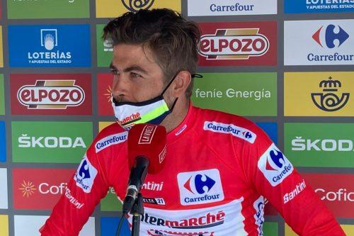 Clasificación etapa 16 Vuelta a España 2021