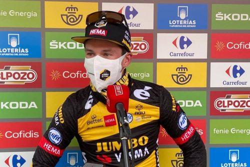 Clasificación etapa 17 Vuelta a España 2021