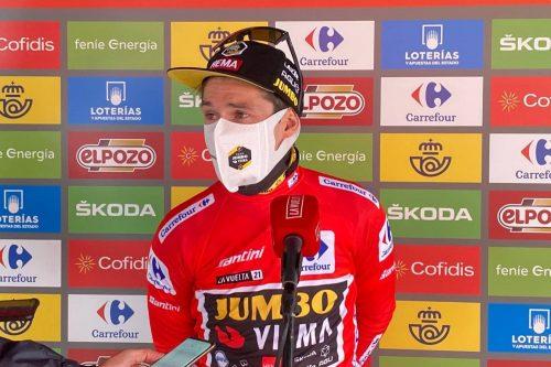 Clasificación etapa 18 Vuelta a España 2021