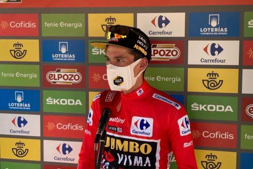 Clasificación etapa 19 Vuelta a España 2021